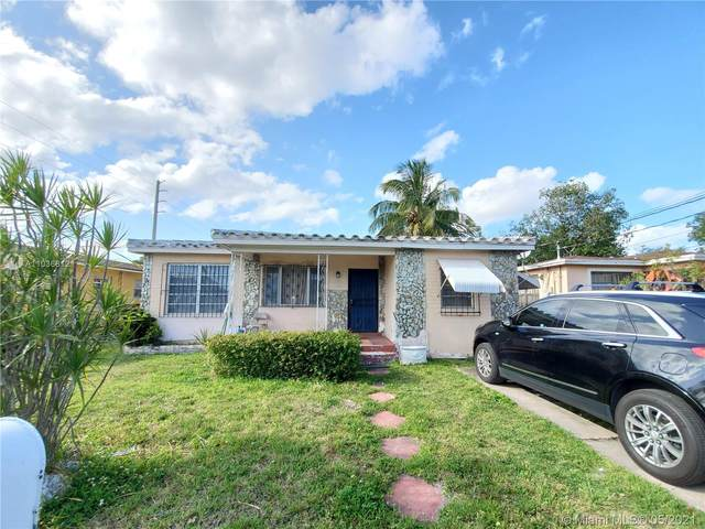 2287 NW 63rd St, Miami, FL 33147 (MLS #A11036812) :: The Riley Smith Group