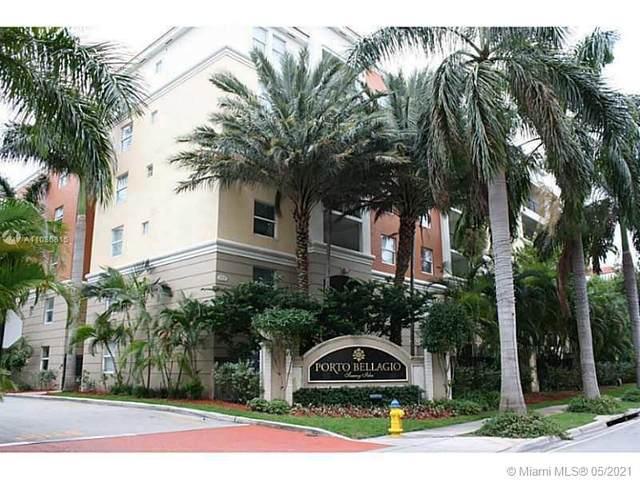 17145 N Bay Rd #4108, Sunny Isles Beach, FL 33160 (MLS #A11036816) :: The Teri Arbogast Team at Keller Williams Partners SW