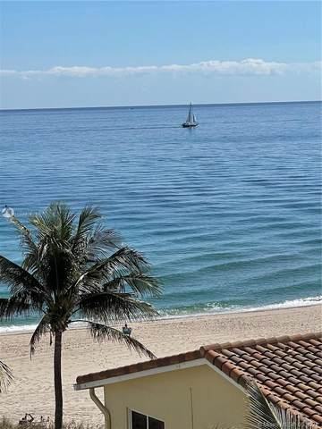 6000 N Ocean Blvd 6E, Lauderdale By The Sea, FL 33308 (MLS #A11036818) :: GK Realty Group LLC