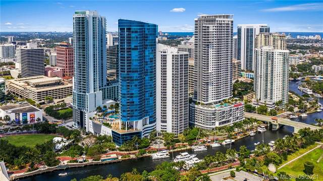 333 Las Olas Way #4103, Fort Lauderdale, FL 33301 (MLS #A11036821) :: Podium Realty Group Inc