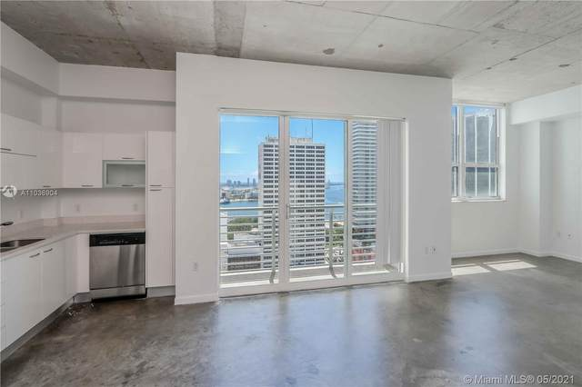 133 NE 2nd Ave #2410, Miami, FL 33132 (MLS #A11036904) :: Podium Realty Group Inc