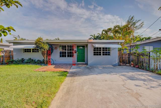 770 NE 37th St, Oakland Park, FL 33334 (#A11036950) :: Posh Properties