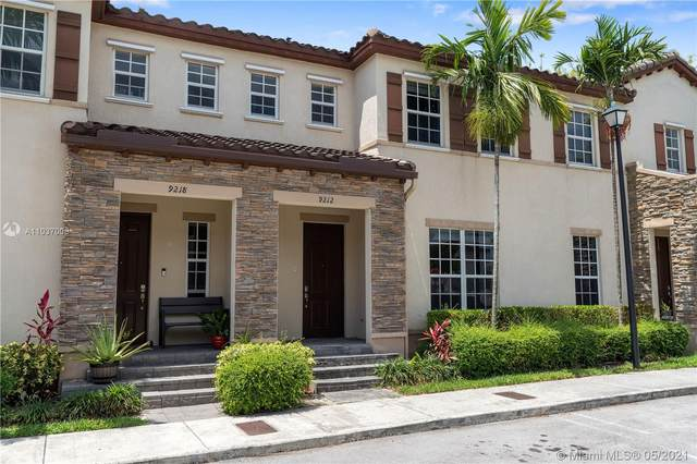 9212 SW 170th Pl ., Miami, FL 33196 (MLS #A11037008) :: The Rose Harris Group