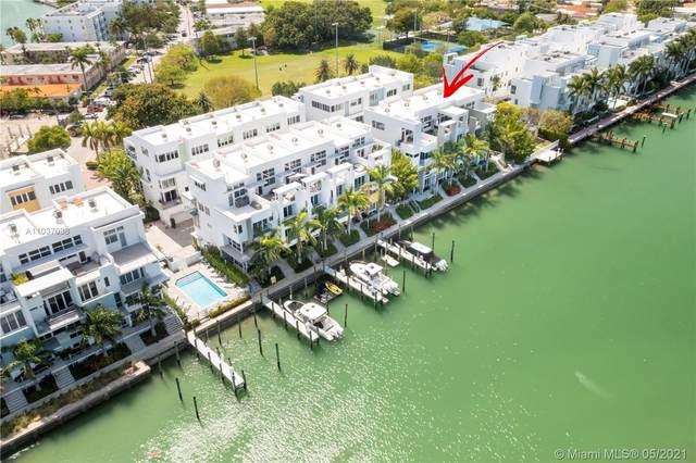 97 N Shore Dr, Miami Beach, FL 33141 (MLS #A11037038) :: Prestige Realty Group