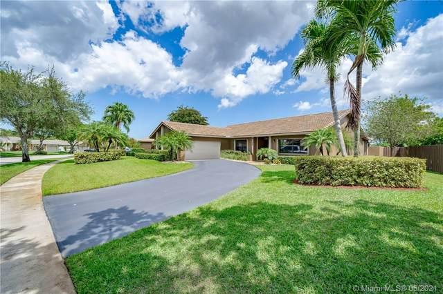 9140 NW 13th St, Plantation, FL 33322 (MLS #A11037056) :: Search Broward Real Estate Team
