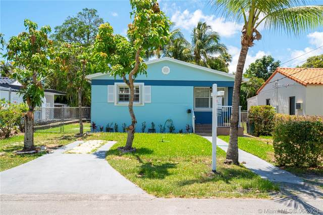 4620 SW 10th St, Miami, FL 33134 (MLS #A11037116) :: Green Realty Properties
