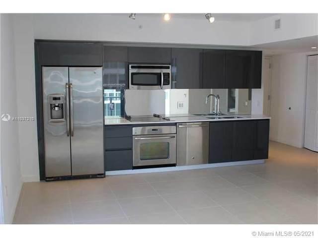 31 SE 6th St #1708, Miami, FL 33131 (#A11037210) :: Posh Properties
