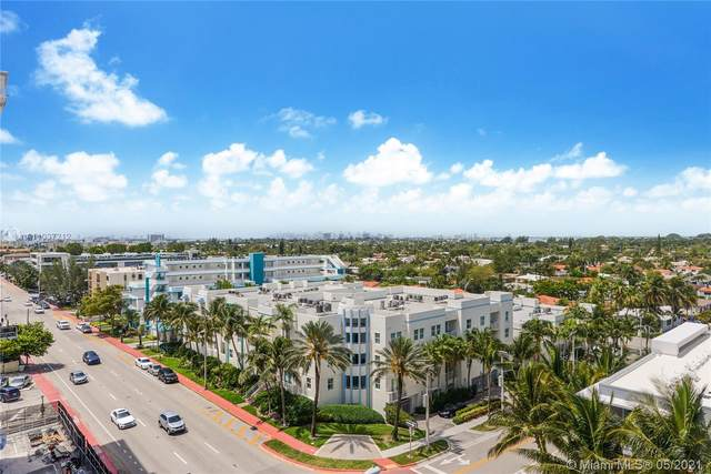 9201 Collins Ave #821, Surfside, FL 33154 (MLS #A11037212) :: Equity Realty