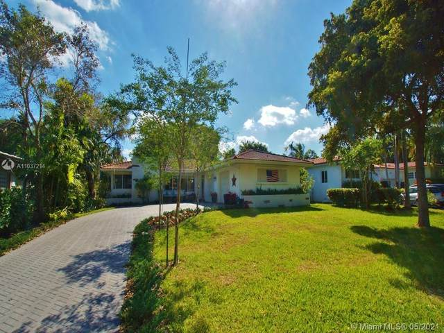 1290 NE 100th St, Miami Shores, FL 33138 (MLS #A11037214) :: Podium Realty Group Inc