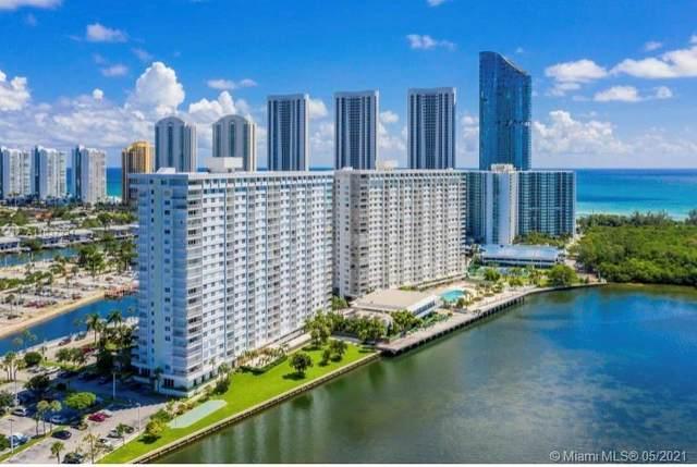 500 Bayview #1619, Sunny Isles Beach, FL 33160 (MLS #A11037224) :: Podium Realty Group Inc