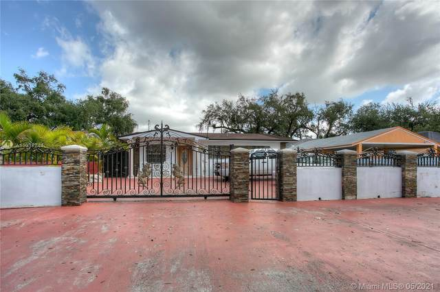 3179 NW 101st St, Miami, FL 33147 (MLS #A11037244) :: The Teri Arbogast Team at Keller Williams Partners SW