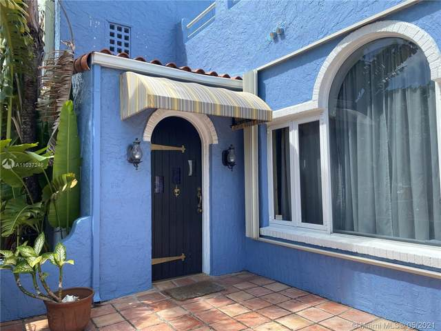 1751 SW 11th Ter, Miami, FL 33135 (#A11037246) :: Posh Properties