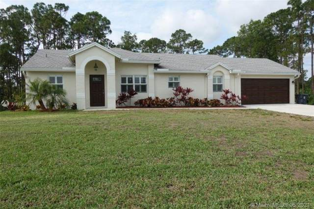 14676 N 86th Rd N, Loxahatchee, FL 33470 (#A11037302) :: Posh Properties
