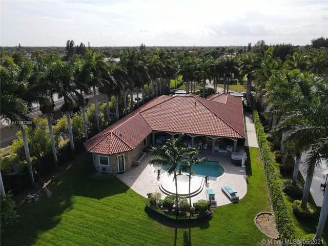 4031 SW 129th Ave, Miami, FL 33175 (MLS #A11037306) :: Equity Advisor Team