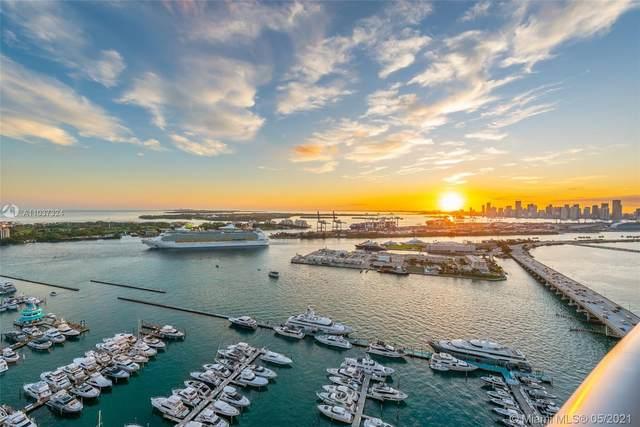 450 Alton Rd #1003, Miami Beach, FL 33139 (MLS #A11037324) :: Equity Advisor Team