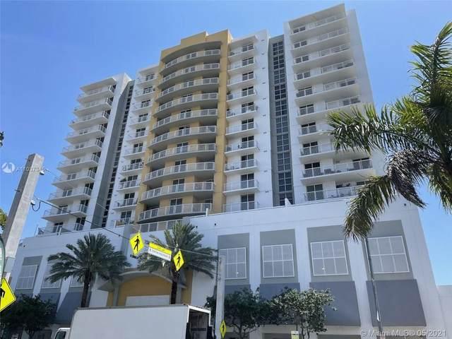 900 SW 8th St #1603, Miami, FL 33130 (MLS #A11037345) :: Team Citron