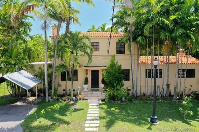315 W San Marino Dr, Miami Beach, FL 33139 (MLS #A11037367) :: Prestige Realty Group