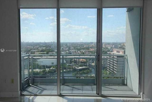 92 SW 3rd St #2109, Miami, FL 33130 (MLS #A11037398) :: Equity Advisor Team