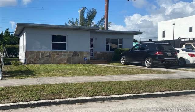 660 NW 47th St, Miami, FL 33127 (MLS #A11037416) :: Natalia Pyrig Elite Team | Charles Rutenberg Realty