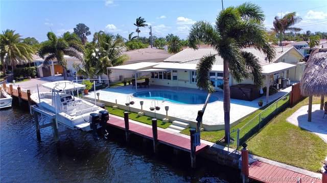440 SE 8th Ave, Pompano Beach, FL 33060 (MLS #A11037428) :: The Riley Smith Group
