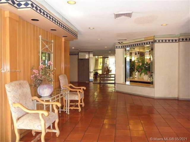 3301 Spanish Moss Ter #203, Lauderhill, FL 33319 (MLS #A11037443) :: Green Realty Properties