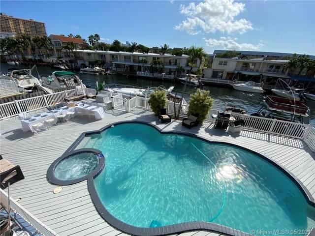 3826 NE 171st St #2, North Miami Beach, FL 33160 (#A11037454) :: Dalton Wade