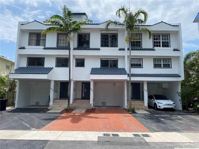 3822 NE 171st St #3, North Miami Beach, FL 33160 (#A11037480) :: Dalton Wade