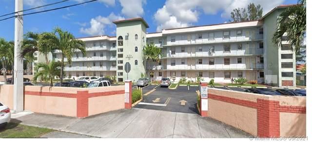 2775 W 52nd St #205, Hialeah, FL 33016 (MLS #A11037481) :: Douglas Elliman