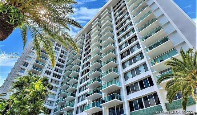 1000 West Ave #902, Miami Beach, FL 33139 (MLS #A11037486) :: Equity Advisor Team