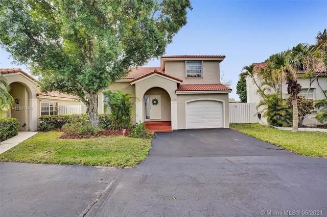 12666 NW 12th Ct, Sunrise, FL 33323 (MLS #A11037493) :: Berkshire Hathaway HomeServices EWM Realty