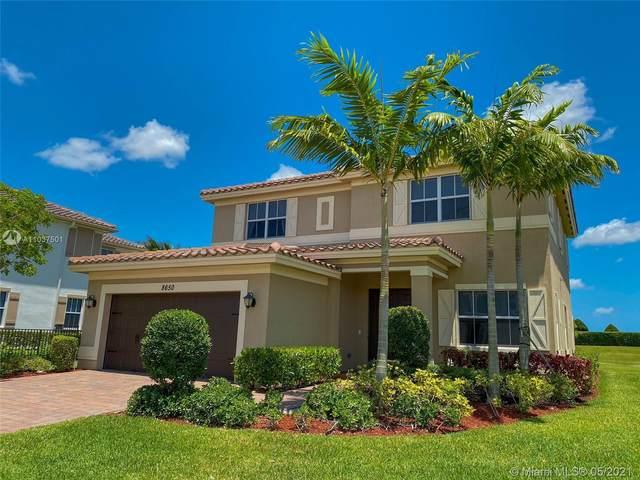 8650 Miralago Way, Parkland, FL 33076 (MLS #A11037501) :: Patty Accorto Team