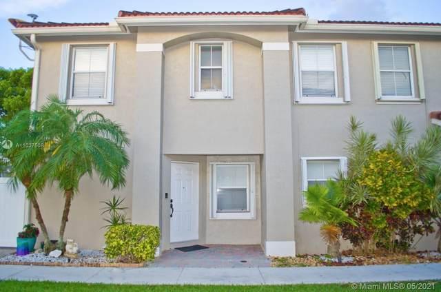 12612 SW 54th Ct, Miramar, FL 33027 (MLS #A11037508) :: Search Broward Real Estate Team