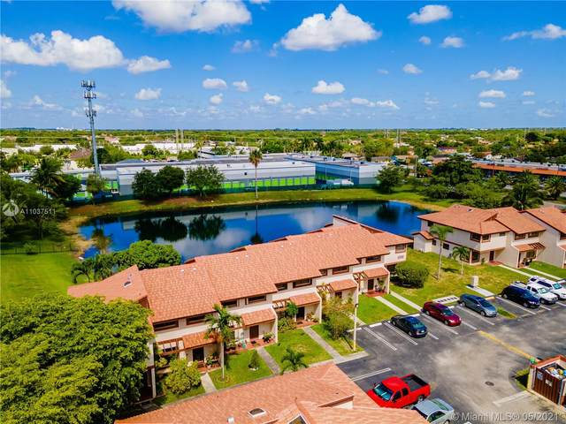 5810 SW 133rd Pl 6-2, Miami, FL 33183 (MLS #A11037511) :: The Rose Harris Group