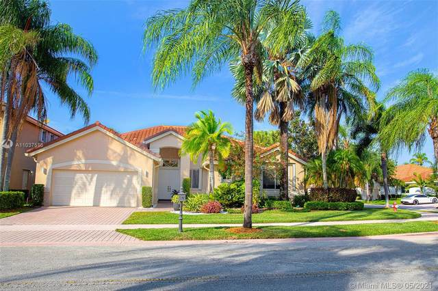 2700 Oakmont Ct, Weston, FL 33332 (MLS #A11037516) :: The Rose Harris Group