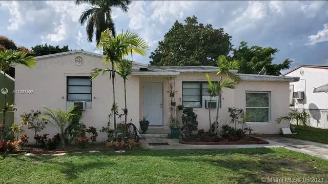 523 Jackson Ave, Green Acres, FL 33463 (#A11037537) :: Posh Properties