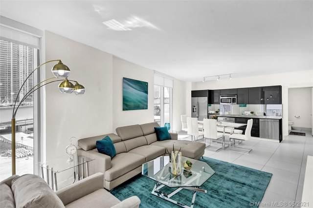 31 SE 6th St #701, Miami, FL 33131 (#A11037543) :: Posh Properties