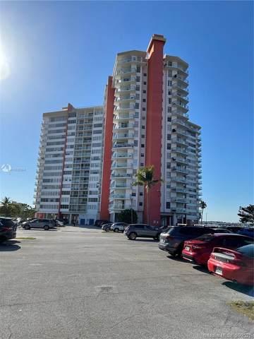 1351 NE Miami Gardens Dr 806E, Miami, FL 33179 (MLS #A11037564) :: Dalton Wade Real Estate Group