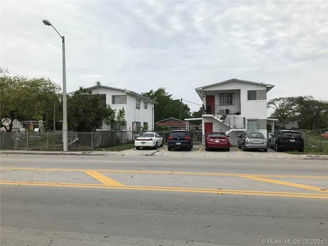 7600 N Miami Ave, Miami, FL 33150 (#A11037579) :: Posh Properties