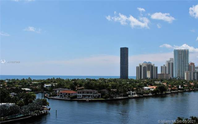 20191 E Country Club Dr #1008, Aventura, FL 33180 (MLS #A11037669) :: Compass FL LLC
