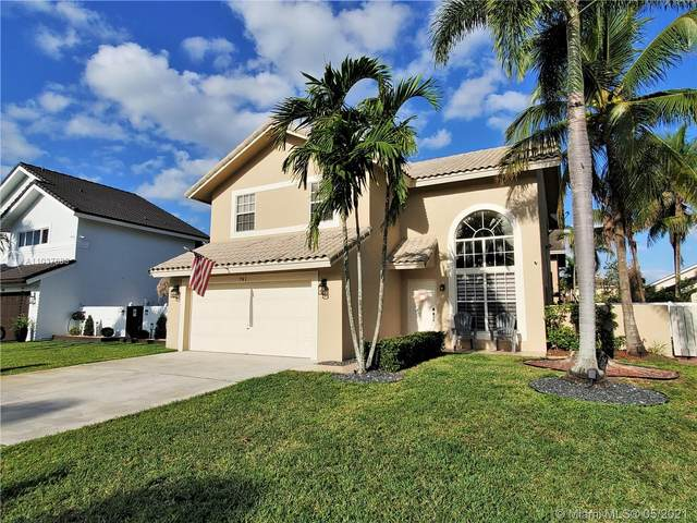 741 NW 207th Ter, Pembroke Pines, FL 33029 (MLS #A11037683) :: GK Realty Group LLC