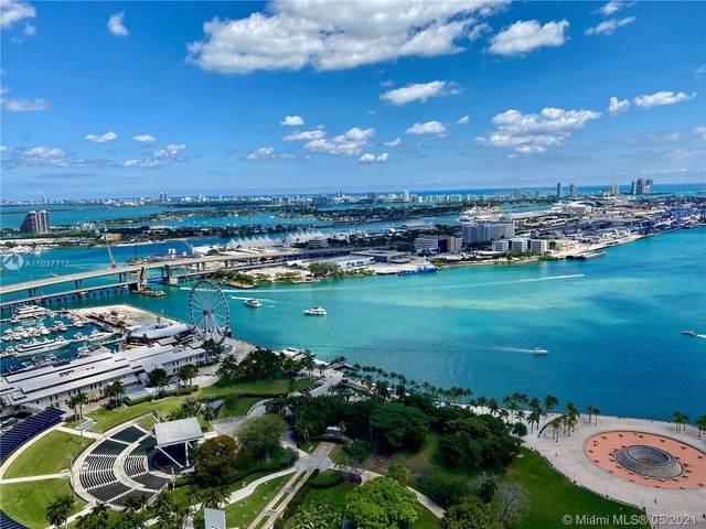 50 Biscayne Blvd #4408, Miami, FL 33132 (MLS #A11037717) :: Equity Advisor Team