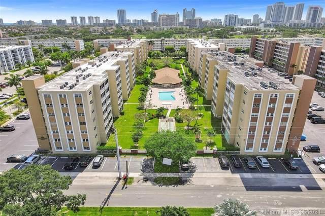 610 NE 12th Ave #706, Hallandale Beach, FL 33009 (MLS #A11037751) :: Dalton Wade Real Estate Group