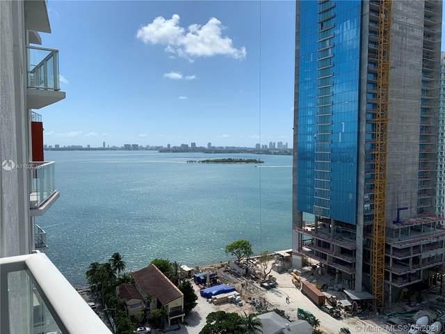 601 NE 27th St #1704, Miami, FL 33137 (MLS #A11037761) :: The Rose Harris Group