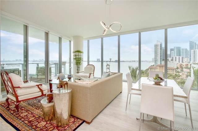 2900 NE 7th Ave #907, Miami, FL 33137 (MLS #A11037786) :: Dalton Wade Real Estate Group