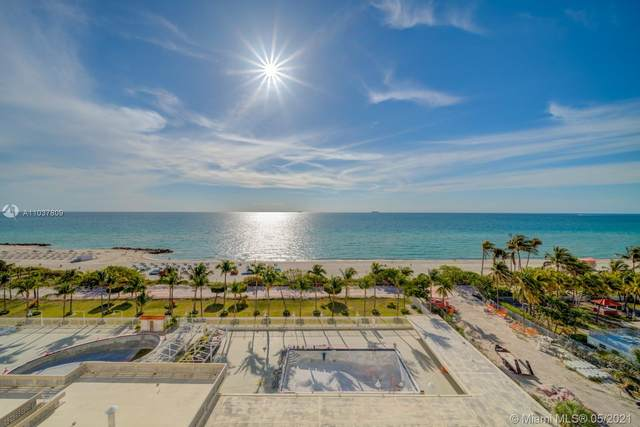 2899 Collins Ave #1043, Miami Beach, FL 33140 (MLS #A11037809) :: The Teri Arbogast Team at Keller Williams Partners SW