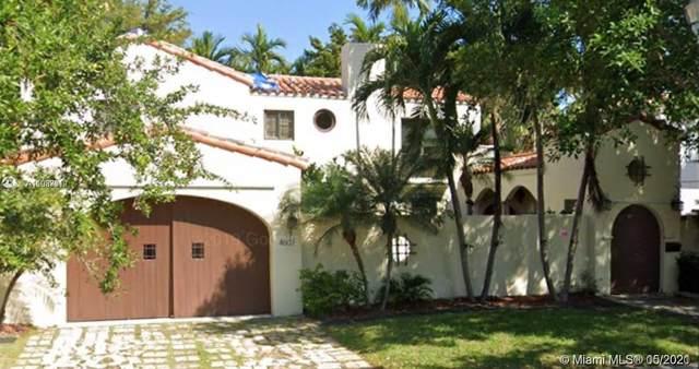 4601 N Bay Rd, Miami Beach, FL 33140 (MLS #A11037812) :: Team Citron