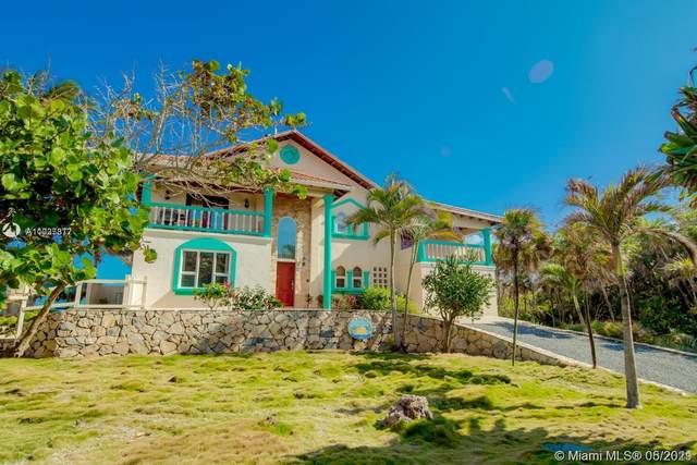 307 E Parrot Tree, Roatan Island, Honduras Central Ameri, N/A, FL 34101 (MLS #A11037817) :: Carole Smith Real Estate Team