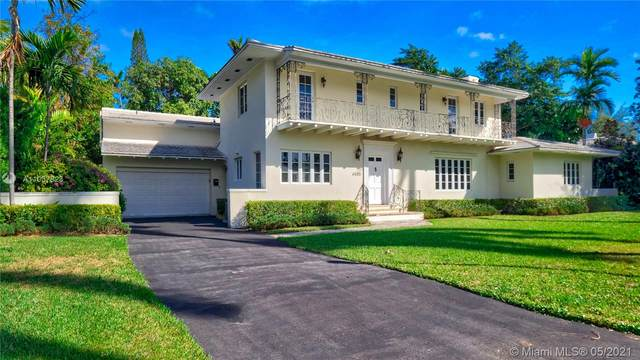 6685 Sheffield Ln, Miami Beach, FL 33141 (MLS #A11037823) :: Dalton Wade Real Estate Group