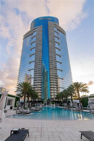851 NE 1st Ave #1901, Miami, FL 33132 (MLS #A11037826) :: The Rose Harris Group