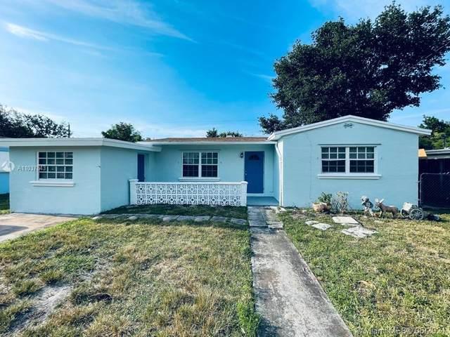 6441 SW 19th St, Miramar, FL 33023 (MLS #A11037843) :: Green Realty Properties